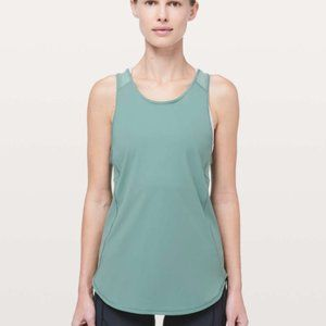 Lululemon Sculpt Tank II Frosted Pine Size 2 NWT